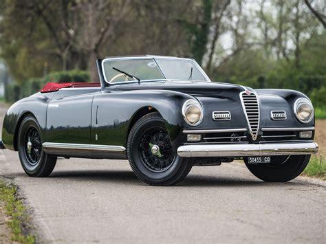 Alfa Romeo 6c 2500 by Rm Sotheby S 1949 Alfa Romeo 6c 2500 Sport