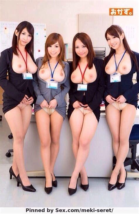 Naked office japan