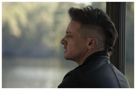 Avengers Endgame Jeremy Renner New Hawkeye Hairdo