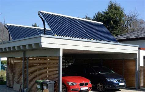 Transparente Solarpaneele Fuer Glasfassaden by Solarcarport Was Photovoltaik Kann Kann Solarthermie Auch