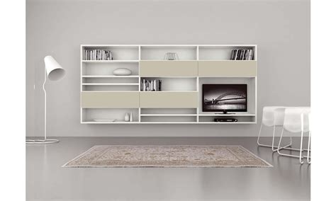 librerie a monza le librerie novamobili con zona porta tv
