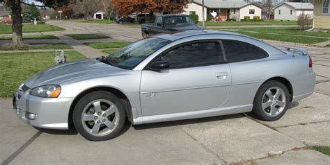 2003 Dodge Stratus Coupe Review