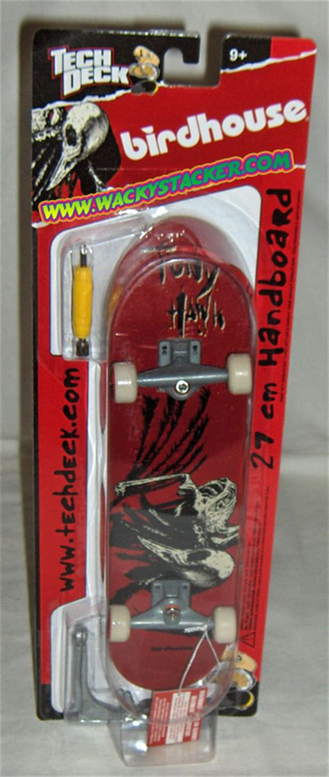 Tony Hawk Tech Deck Skateboards by Tech Deck Handboards Fingerboards Skateboards Skateparks