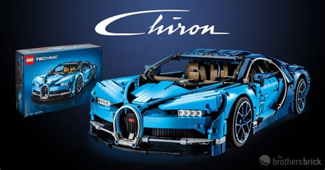 lego bugatti 42083 3600 lego technic 42083 bugatti chiron unveiled news the brothers brick the brothers