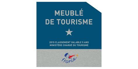 Classement Meublé De Tourisme panonceau de classement meubl 233 s de tourisme 1 signe