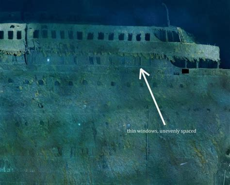 rms olympic sinking the titanic never actually sank cliffs evidence inside