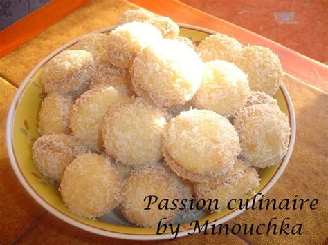 coco cuisine boules de neige petits g teaux fondants la confiture et
