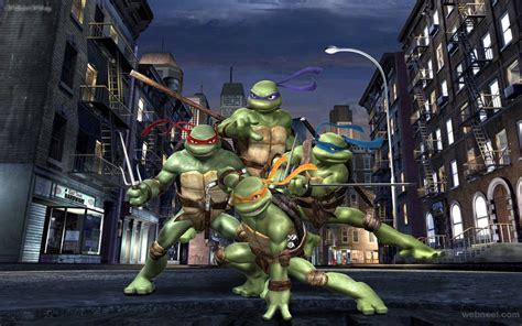 teenage mutant ninja turtles wallpaper  full image