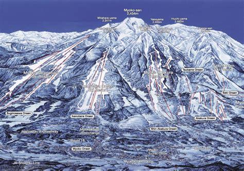 ikenotaira ski resort myoko ikenotaira onsen