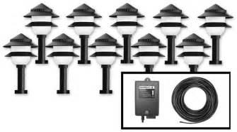Low Voltage Led Landscape Lighting Kits