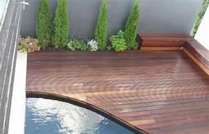 Terrasse Mit Pool : terrasse und pool villani holz im garten villani holz im garten ~ Yasmunasinghe.com Haus und Dekorationen