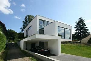 Moderne Häuser Bauen : neubau haus in moderner architektur zum festpreis home pinterest architektur moderne ~ Buech-reservation.com Haus und Dekorationen