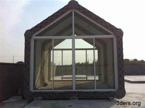 shanghai winsun decoration engineering co 3ders org 10 completely 3d printed houses appears in shanghai built a day 3d printer