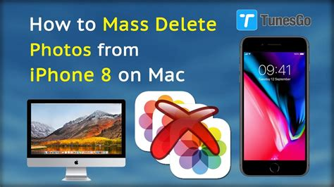 how to delete photos iphone how to mass delete photos from iphone 8 on mac