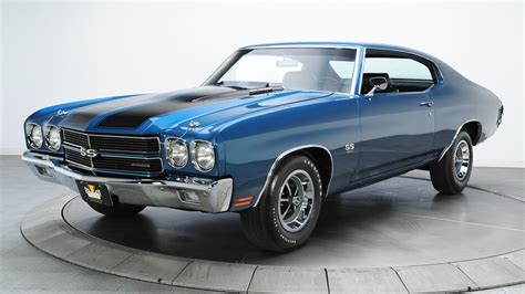 1970 Chevrolet Chevelle Ss For The Crew