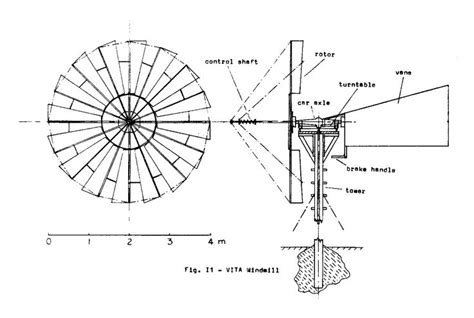Aermotor Windmill A602 Diagram by Diy Low Cost Windmill Electronics