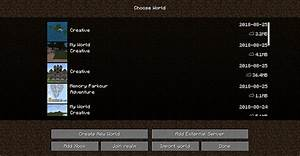 UIPack Classic Resource Pack Minecraft PE Texture Packs