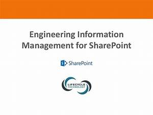 engineering information management for sharepoint With sharepoint engineering document management