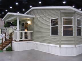 Manufactured Home Built Front Porch Ideas Style For Ranch Home