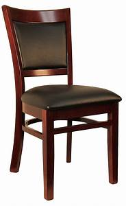 Sloan, Padded, Back, Wood, Chair, H8279c, Commercial, Restaurant, Furniture, Chairs