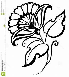 Easy Floral Designs To Draw On Paper | www.pixshark.com ...
