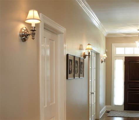 hallway lighting traditional chicago by brass light gallery