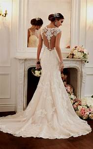 lace backless mermaid wedding dresses naf dresses With dress to go to wedding