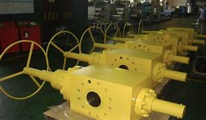 Manual Gate Wellhead Valves Ball Screw Operated Cameron