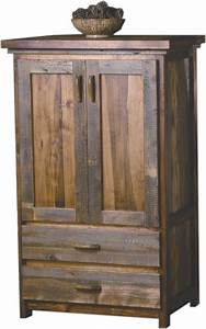 wyoming reclaimed barnwood furniture armoire cabinet With barnwood furniture stores