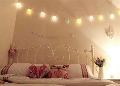 String Lights For Girls Bedroom  Modern Style Home Design
