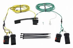 2006 Chrysler Town And Country Custom Fit Vehicle Wiring