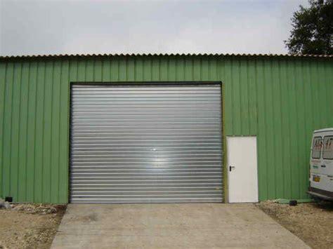 porte de garage rideau rideaux metallique acier galvanis 233