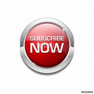 """""""Rounded Subscribe Button Icon"""" Stock image and royalty-free vector files on Fotolia ...  Subscribe"""