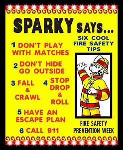 Passport Template For Students Make A Fire Safety Tips Poster Fire Safety Poster Ideas