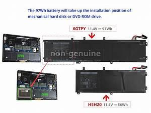 Dell Precision 5520 Battery High