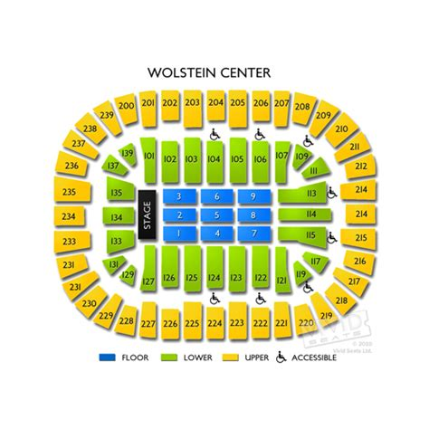 wolstein center  csu seating chart vivid seats
