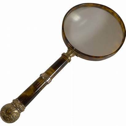 Magnifying Glass Antique Handle Eye Grandest Tigers