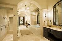 master bathroom pictures Rough Hollow Master Bath - Mediterranean - Bathroom ...