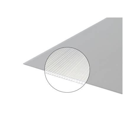 plaque polycarbonate alvéolaire plaque polycarbonate alv 233 olaire 4mm mccover