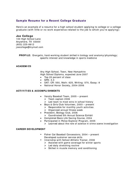 Experience Resume Template by Free Resume Templates No Work Experience Experience