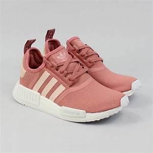 Adidas Women's NMD Salmon Pink