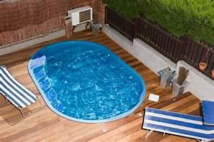 Sklolaminátové bazény mountfield