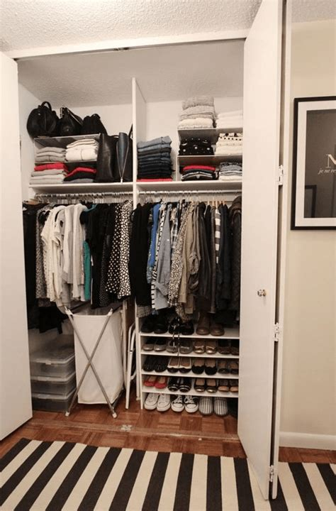 Apartment Therapy Closet smart ways to organize your closet melton design build