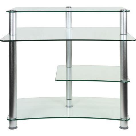 verre pour bureau bureau ordinateur en verre 28 images bureau ordinateur