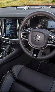Volvo S60 Recharge T8 hybrid interior & comfort ...