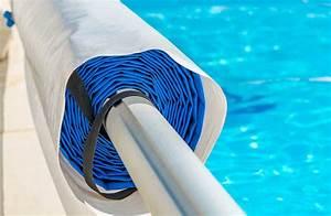 Enrouleur Bache Piscine Electrique : b che de piscine ~ Melissatoandfro.com Idées de Décoration
