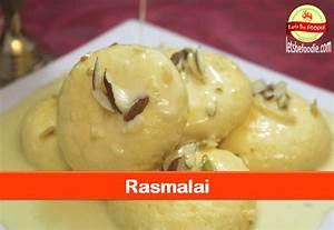 Rasmalai Recipe How to make Rasmalai at home Indian Sweet