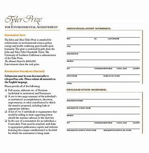 employee of the month nomination form template gallery With employee of the month nomination form template
