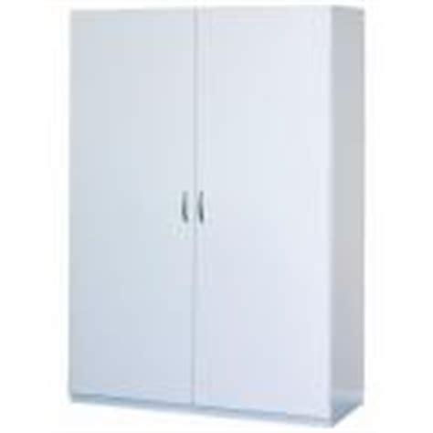 Closetmaid Cabinets White - closetmaid 71 75 in h x 48 in w x 20 5 in d multi