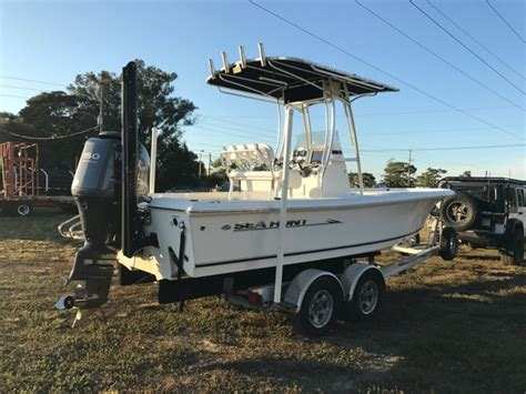 Sea Hunt Boats Bx22 by 2010 Sea Hunt Bx22 For Sale No Bp Turn Key The Hull